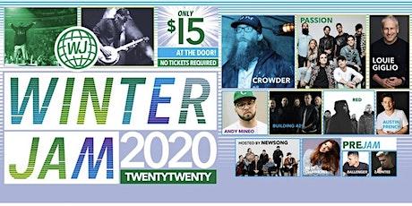 WinterJam 2020 Event Volunteers  tickets