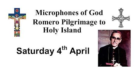 Romero Pilgrimage to Holy Island tickets