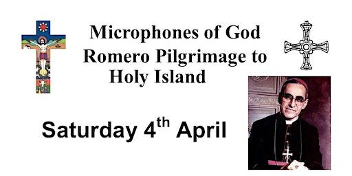 Romero Pilgrimage to Holy Island