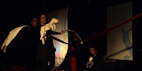 Blood from a Turnip Puppet Salon-Georgetown Edition tickets