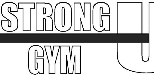Free Community Yoga @ StrongUGym