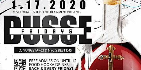 DUSSE FRIDAYS  at Mist Lounge  - Free Until 12AM tickets
