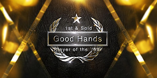 1st & Sold Good Hands Player of the Year