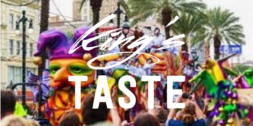 King's Taste Catering - Mardi Gras Day Party!