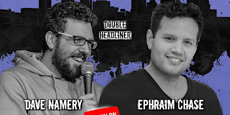 The Comics Showcase w/ Dave Namery & Ephraim Chase tickets