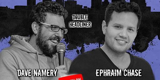 The Comics Showcase w/ Dave Namery & Ephraim Chase