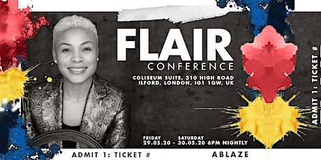 FLAIR Ladies Conference  tickets