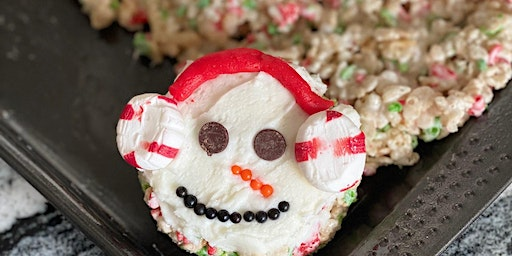 Snowman Treat Make and Take for Kids!
