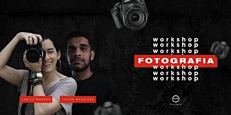 Workshop De Fotografia ingressos
