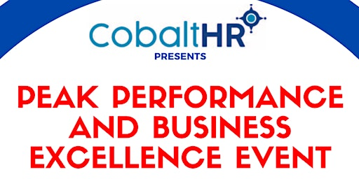 Peak Performance and Business Excellence