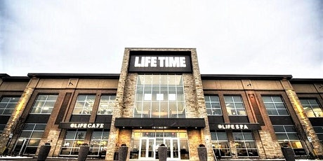 Property Tour and Hot Yoga at Lifetime Fitness tickets