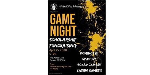 NABA DFW Game Night Scholarship Fundraiser