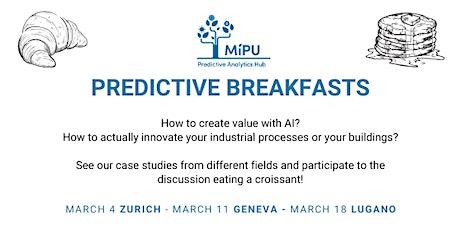 MIPU | Predictive Breakfasts tickets