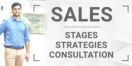 Sales : Stages, Strategies & Consultation tickets