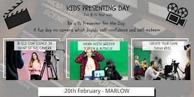 Kids TV Presenting Day