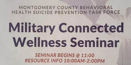 Military Connected Wellness Seminar tickets