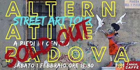 Tour a piedi di Street Art di Alternative Padova biglietti