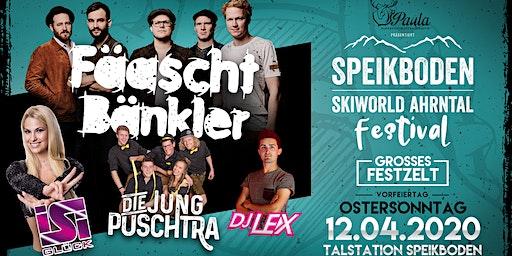 Speikboden Festival 2020 /w Fäaschtbänkler, Isi Glück uvm.