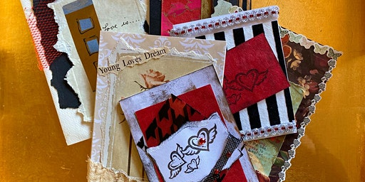 Make Something Saturday: Collage Valentines