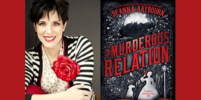 Victorian Tea with Author Deanna Raybourn!