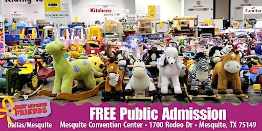 JBF Dallas/Mesquite: Spring 2020 • PUBLIC SALE • FREE ADMISSION PASS