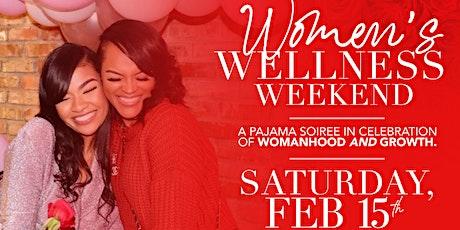 Women's Wellness Weekend tickets