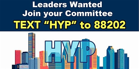 Houston Young Professionals Membership and Committee Presentation tickets