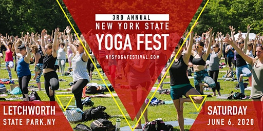 New York State Yoga Festival at Letchworth State Park