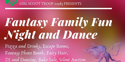 Fantasy Family Fun Dance