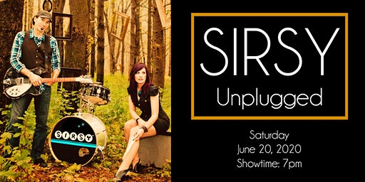 SIRSY Unplugged at The 443