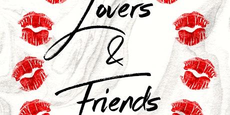 Lovers & Friends: Paint N Sip tickets