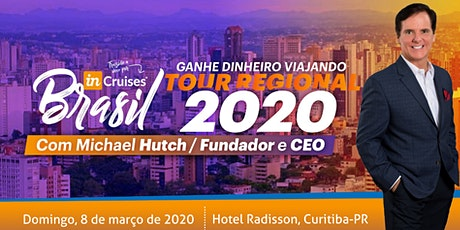 Tour Regional 2020  - Michael Hutchison no Brasil ingressos