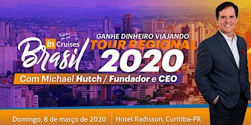 Tour Regional 2020  - Michael Hutchison no Brasil