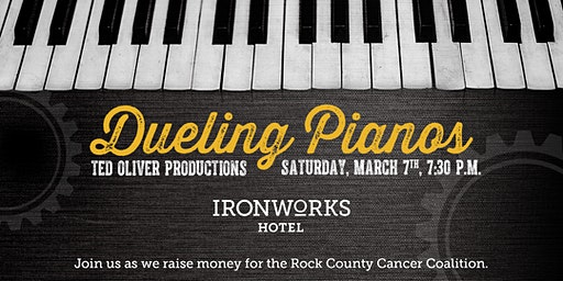 SOLD OUT: Dueling Pianos