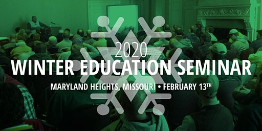 Winter Education Seminar in Maryland Heights, Missouri
