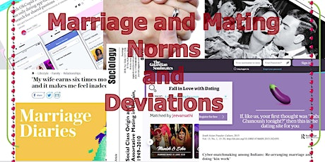 Marriage and Mating: Norms and Deviations tickets