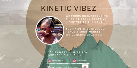 Kinetic Vibez: Artistic Wellness Youth Pop-Up tickets