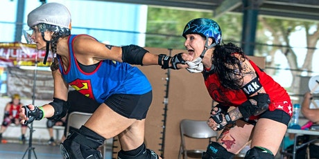 Roller Derby LEAPS into action! tickets
