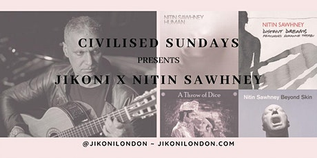 Civilised Sundays Series ~ In Conversation with Nitin Sawhney tickets
