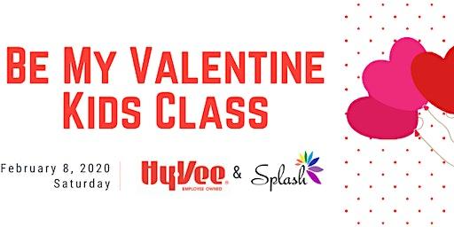 Be My Valentine Kids Class