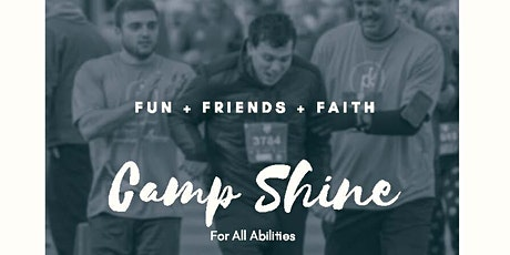 CAMP SHINE KICK-OFF FOR PEOPLE WITH ALL ABILITIES tickets