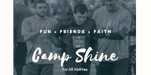 CAMP SHINE KICK-OFF FOR PEOPLE WITH ALL ABILITIES