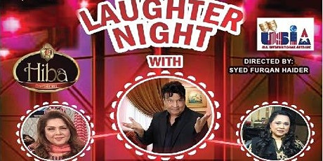 Laughter Night with Omer Sharif tickets