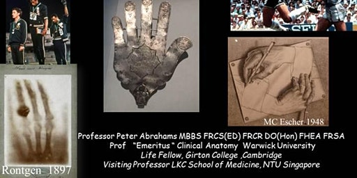 Professor Peter Abrahams - The Hand of God - An Anatomist's Perspective