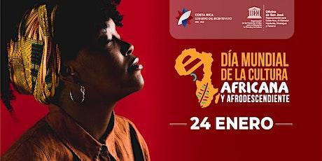 Día Mundial de la Cultura Africana y de los Afrodescendientes entradas