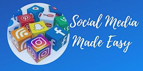 Social Media Made Easy tickets