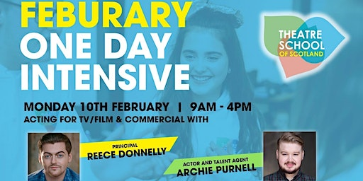 1 DAY TV/FILM INTENSIVE COURSE
