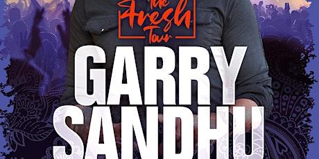 THE FRESH TOUR - GARRY SANDHU LIVE IN GLASGOW tickets