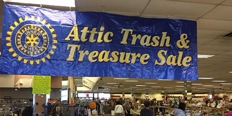 Attic Trash & Treasure - Early Bird Pre-Sale tickets