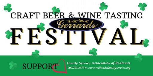 Gerrards Craft Beer & Wine Festival 2020